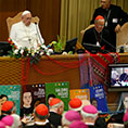 VATICAN CITY (CNS) — To proclaim the Gospel message of hope, the Catholic Church in the Amazon must open new paths of evangelization in the region, including by instituting new ministries for lay men and women, the Synod of Bishops said.