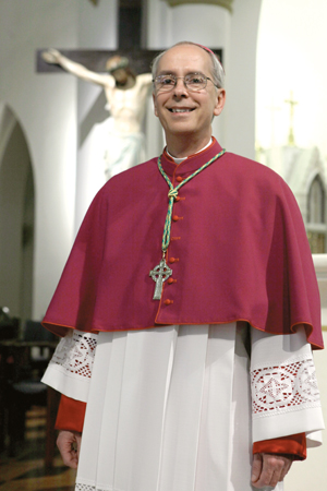 Bishop Mark J. Seitz