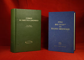 books of canon law
