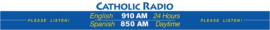 Catholic Radio 910 AM, 850 AM