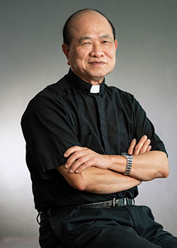 Father Vinh Van Vu