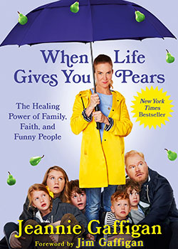 book cover of When Life Gives you Pears