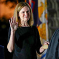 Amy Coney Barrett gets sworn in as Justice of the Supreme Court