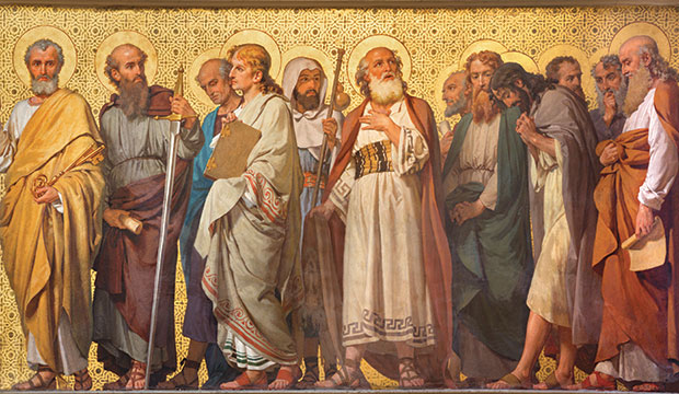 Jesus and the Twelve Apostles