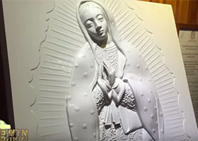 relief of our lady of guadalupe