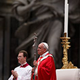 Pope Francis at Pentecost