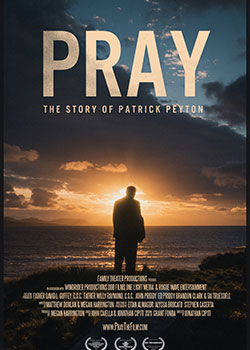movie poster for Pray