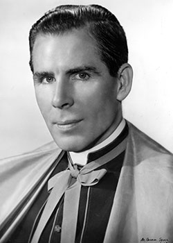 Archbishop Fulton J. Sheen, the famed media evangelist, is pictured in an undated photo.