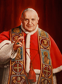 Blessed John XXIII (CNS file photo / Paul Haring)