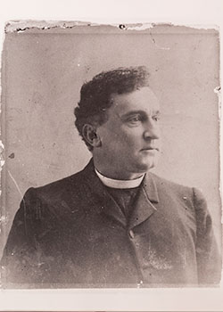 Father Jean Marie Guyot
