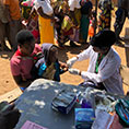 Medical clinic in Malawi