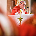 Bishop Olson at Red Mass