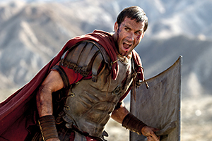 In Risen, Joseph Fiennes portrays Clavius, a Roman tribune charged with finding the body of Christ after his crucifixion. (Photo courtesy Columbia pictures)